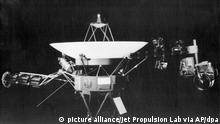 NASA-Sonde Voyager (picture alliance/Jet Propulsion Lab via AP/dpa)