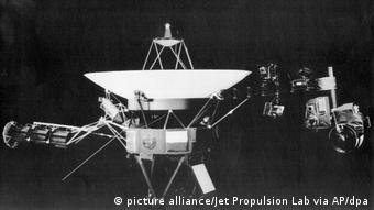 NASA's Voyager 2 probe (picture alliance/Jet Propulsion Lab via AP/dpa)