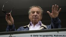Argentinien Franco Macri Vater von Präsident Macri