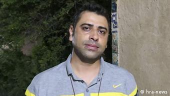 Iran Esmail Bakhshi, inhaftierter Gewerkschafter (hra-news)