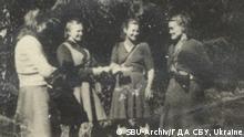 Ukraine historisches Bild | Verbindungsfrauen der OUN/UPA-Leitung