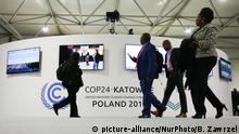 Polen COP24 Klimakonferenz in Kattowitz
