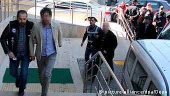 Φωτογραφία από παλαιότερες συλλήψεις Γκιουλενιστών
