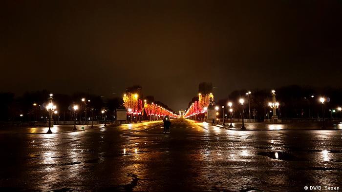 Paris'in durduğu gün