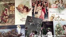 Deutschland alte Weihnachtspostkarten