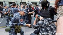 Bilder des Jahres - Proteste