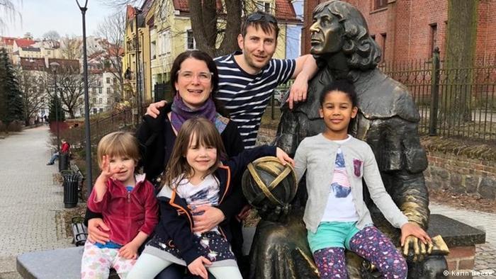 Projekt Klima neutral Leben in Berlin | Familie Beese in Berlin