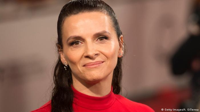 Juliette Binoche (Getty Images/A. Gillenea)