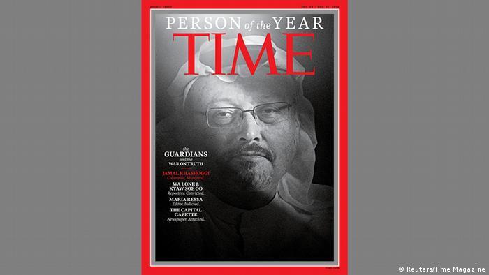 TIME's Person of the Year 2018 | Jamal Khashoggi