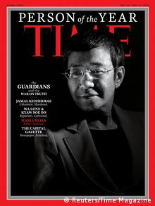 TIME's Person of the Year 2018 | Maria Ressa