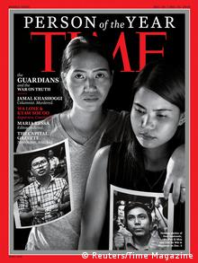 TIME's Person of the Year 2018 | Walone und Kyaw Soe OO