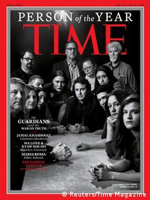 TIME's Person of the Year 2018 | The Capital Gazette