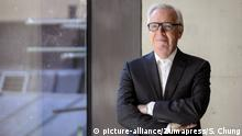 Architekt Sir David Chipperfield