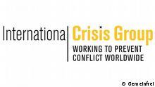 11.12.2018 Logo der International Crisis Group https://de.wikipedia.org/wiki/International_Crisis_Group#/media/File:Logo_International_Crisis_Group.svg