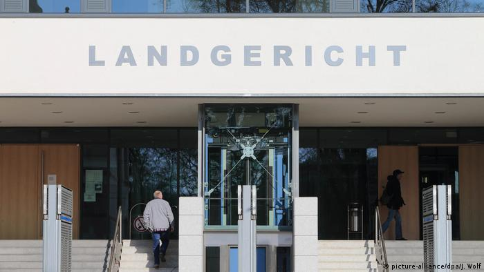 German man sentenced for setting his dogs on Syrian father