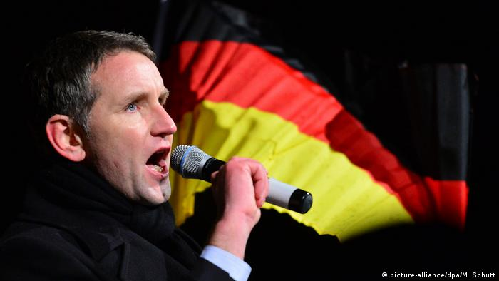 Thuringia AfD takes legal action against possible government surveillance