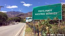 Erste Etappe: Ecuador, Chimborazo, Humboldt