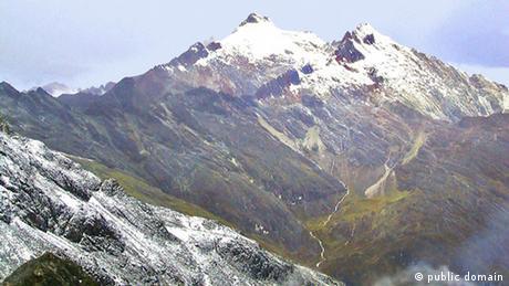 Pico Humboldt, Sierra Nevada de Merida, Venezuela