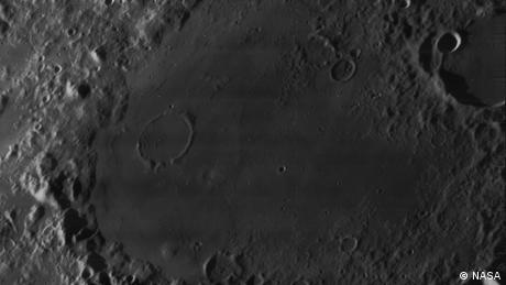 Mare Humboldtianum, the Moon