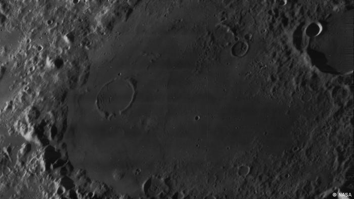Mare Humboldtianum, the Moon