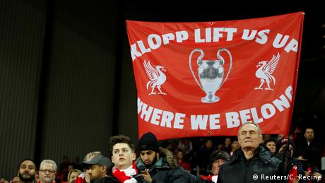 Fußball Champions League - Liverpool vs Neapel (Reuters/C. Recine)