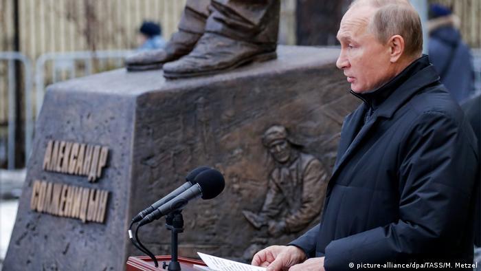 Opinion: Putin's hypocrisy on human rights