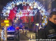 Terror-Alarm in Straßburg