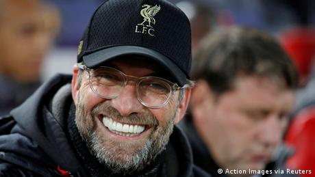 Champions League FC Liverpool - SSC Neapel Klopp (Action Images via Reuters)