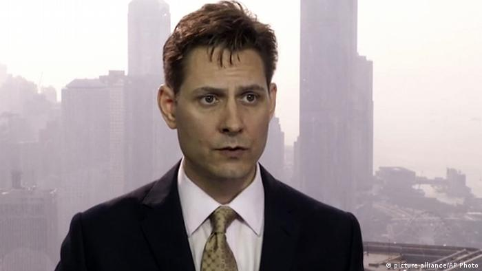 Michael Kovrig of the International Crisis Group