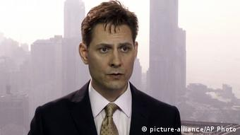 Michael Kovrig International Crisis Group (picture-alliance/AP Photo)