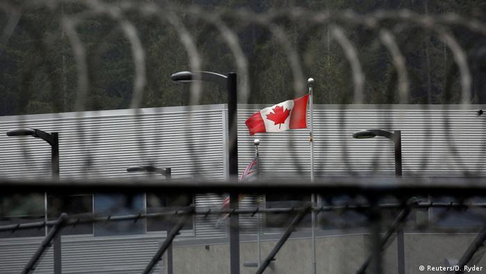 Kanada Inhaftierung Meng Wanzhou (Reuters/D. Ryder)
