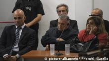 Argentinien Prozess gegen ehemalige Ford Manager Hector Sibilla