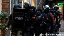 Frankreich Polizeieinsatz nach Schießerei auf dem Weihnachtsmarkt in Straßburg