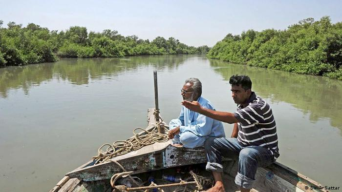 Fishermen must now look for other means of livelihood