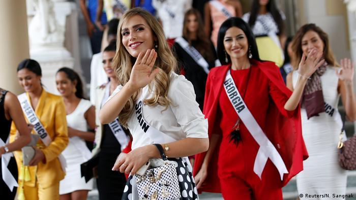 Miss Universe 2018 | Teilnehmerin Angela Ponce, Spanien