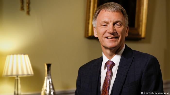 Schottland Regierung | Ivan McKee, Minister for Trade, Investment and Innovation