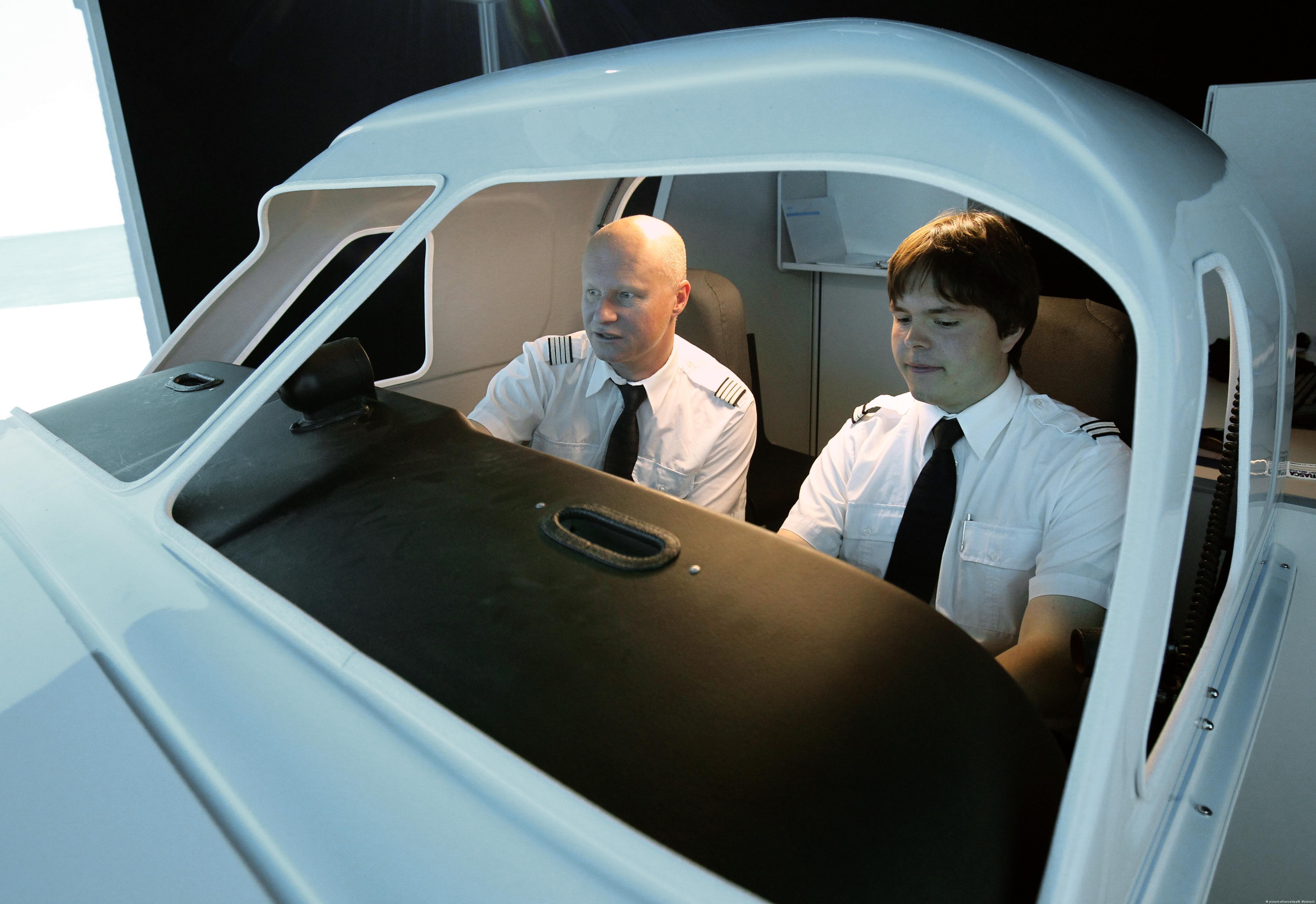 Aπό εκπαίδευση πιλότου στο Lufthansa Flight Training Center
