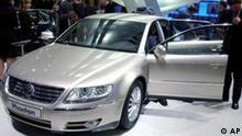 Schweizer Automobilsalon Phaeton Metallic