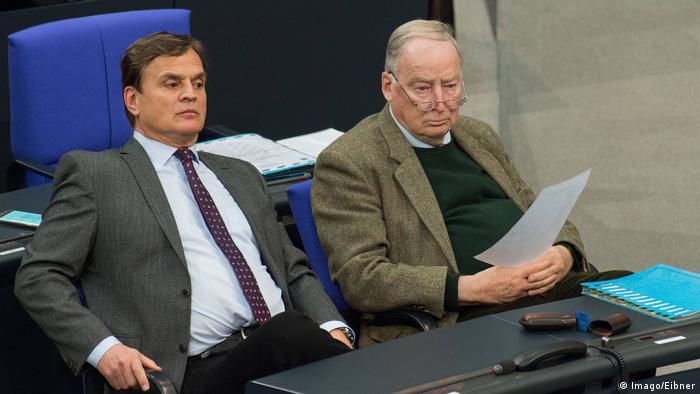 Deutschland Fragestunde im Bundestag | AFD