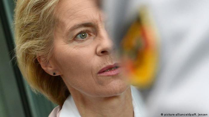 Deutschlands Verteidigungsministerin von der Leyen