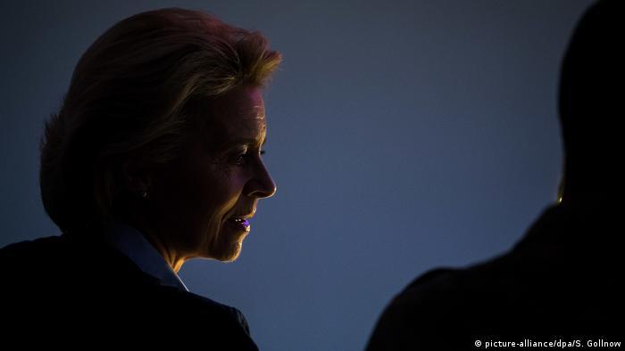 Deutschland Verteidigungsministerin von der Leyen