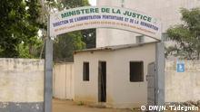 Togo Lomé Justizministerium Zentralgefängnis