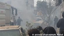 Syrien Terroranschlag in Azaz