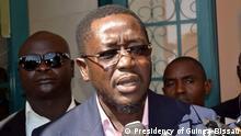 Guinea-Bissau Baciro Djá Vorsitzender FREPASNA
