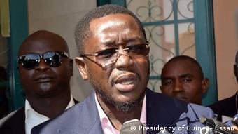 Guinea-Bissau Baciro Djá Vorsitzender FREPASNA (Presidency of Guinea-Bissau)