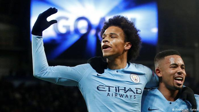 Champions League - Group Stage - Group F - Manchester City v TSG 1899 Hoffenheim   Torjubel (1:1)