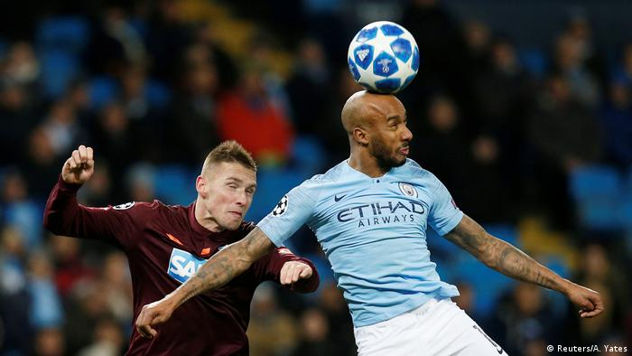 Champions League - Gruppe F - Manchester City v TSG 1899 Hoffenheim (Reuters/A. Yates)