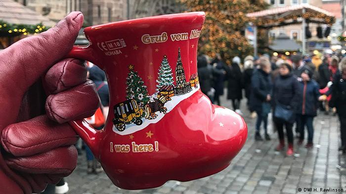 Weihnachtsmarkt H.An American S First Christkindlesmarkt Dw Travel Dw 17 12 2018