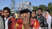 Indien Wahlen im Bundesstaat Mizoram