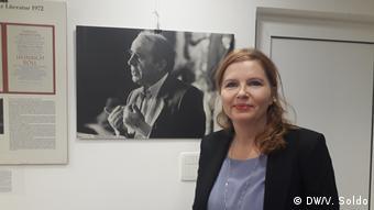 Bosnien und Herzegowina Ausstellung Heinrich Böll in Mostar